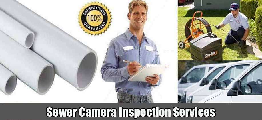 TSR Trenchless, Inc. Sewer Camera